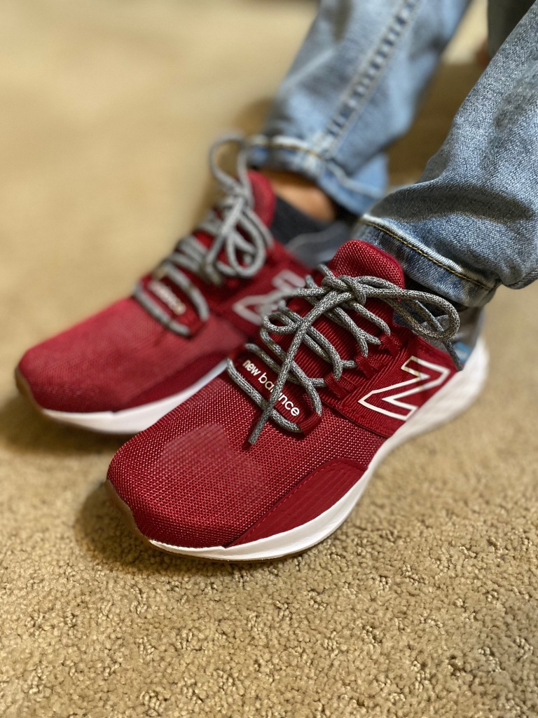 Red Children's Sneakers